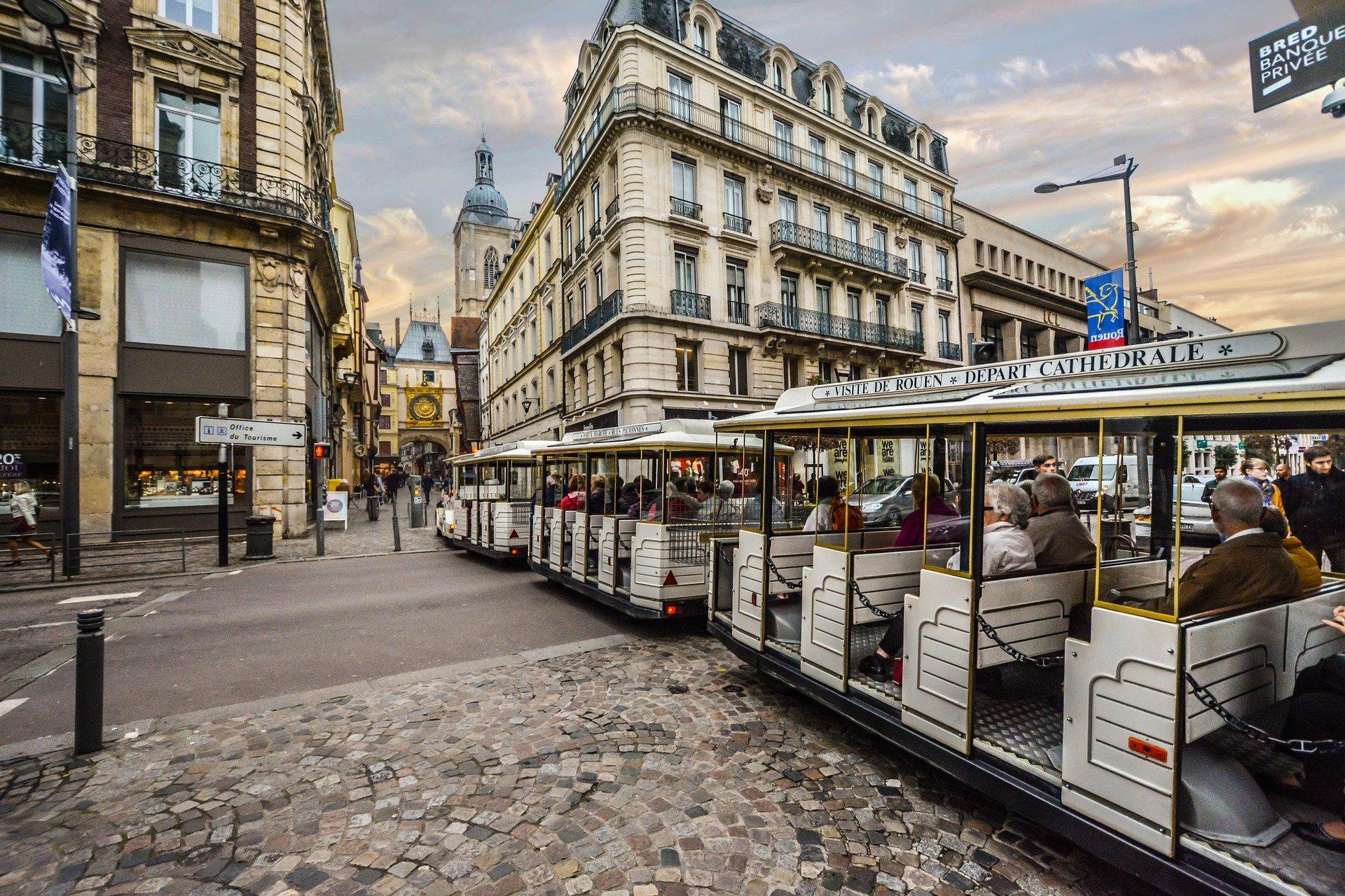 Rouen : Sixième ville de France où la voiture est la moins utilisée